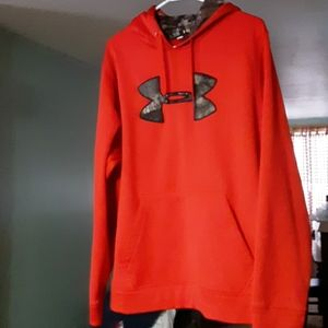 Mens Under Armour hoodie XL/TG